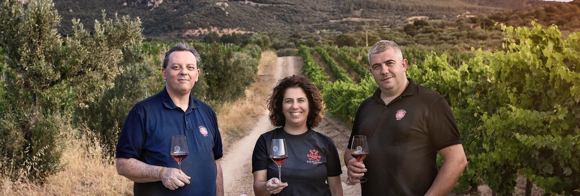 Storia dell'azienda vitivinicola Puddu